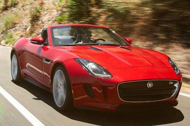 Jaguar F-Type: 05 фото