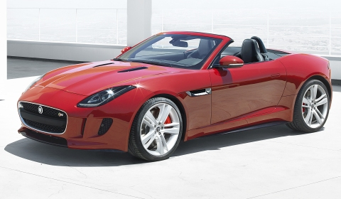 Jaguar F-Type: 09 фото