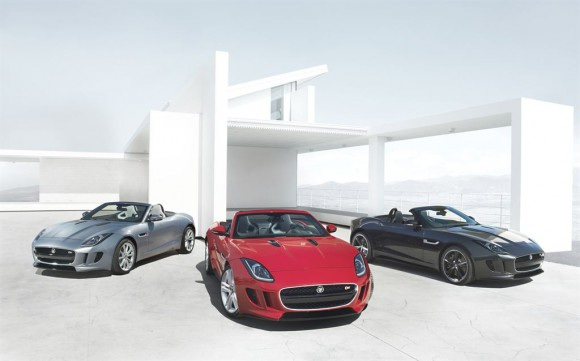 Jaguar F-Type: 10 фото