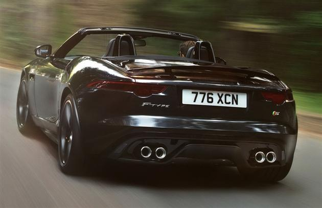 Jaguar F-Type: 11 фото