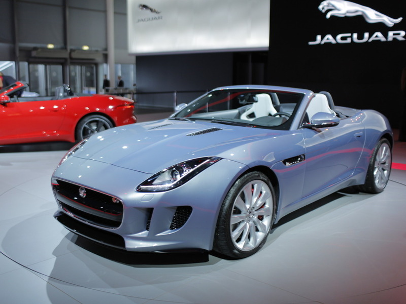 Jaguar F-Type: 12 фото