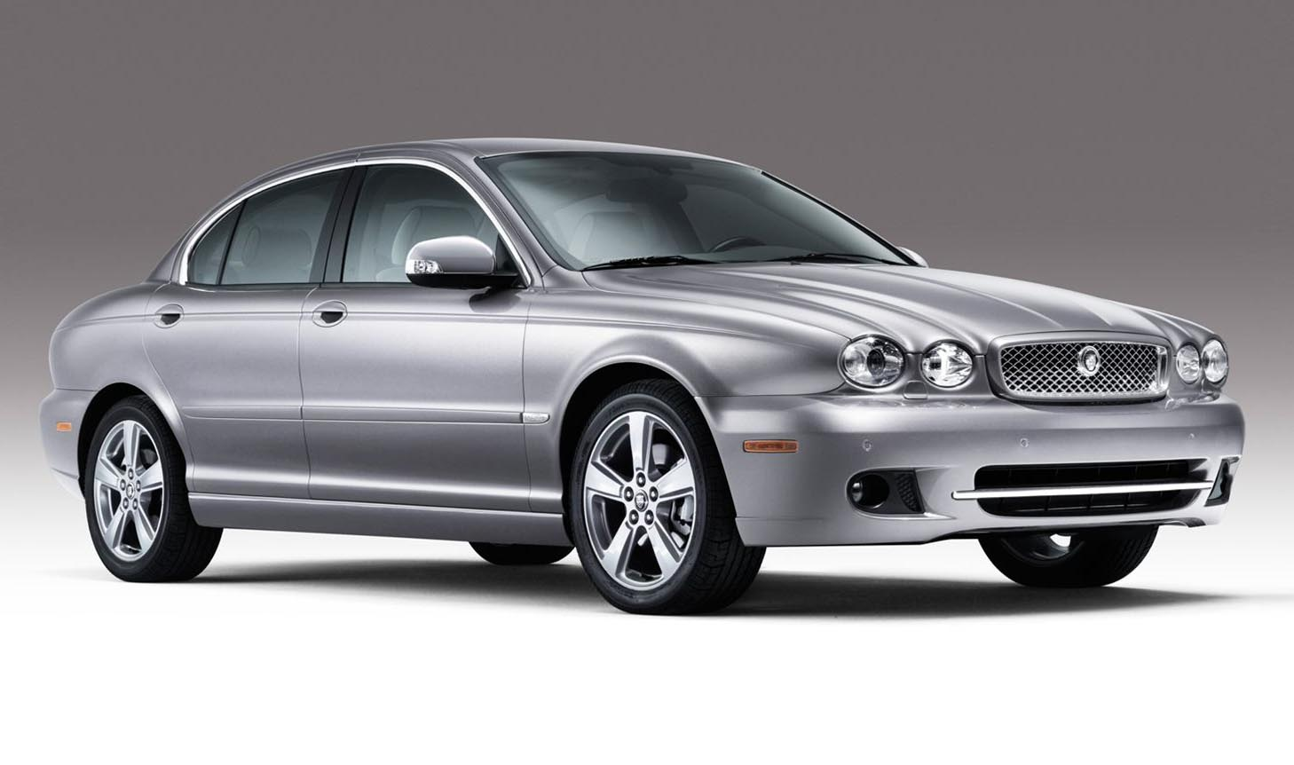 Jaguar X-Type: 5 фото