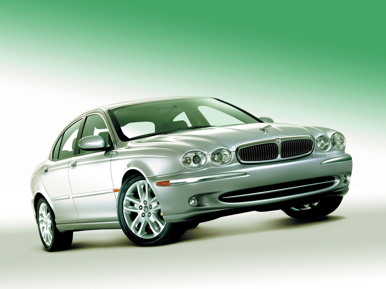 Jaguar X-Type - 1280 x 960, 09 из 19