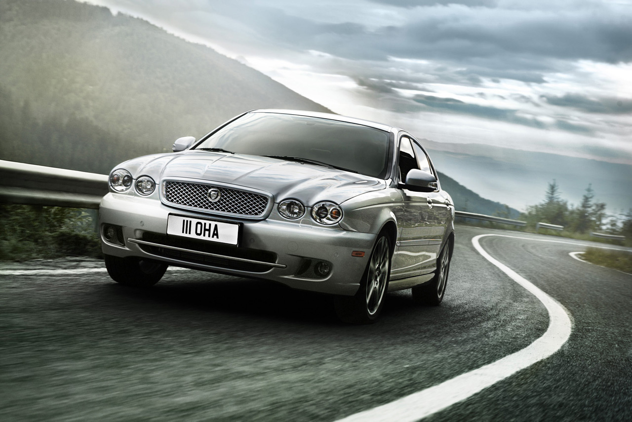 Jaguar X-Type: 10 фото