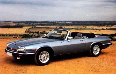 Jaguar XJSC Convertible: 02 фото