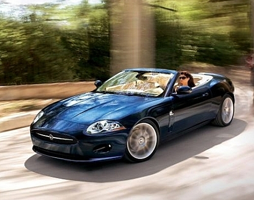 Jaguar XK Convertible: 1 фото