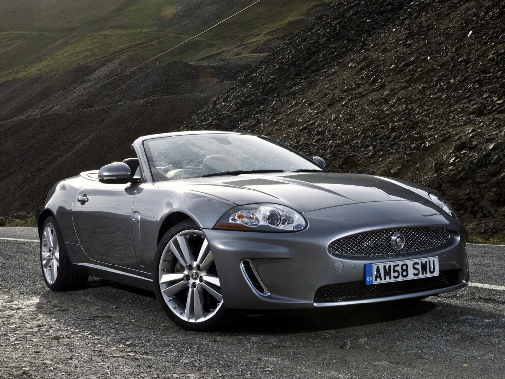 Jaguar XK Convertible: 8 фото