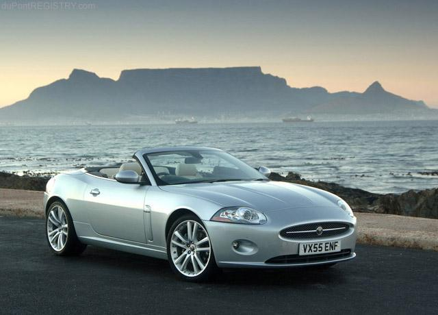 Jaguar XK Convertible: 10 фото