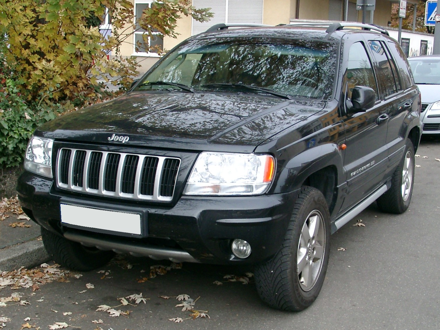 Jeep Grand Cherokee WJ: 05 фото