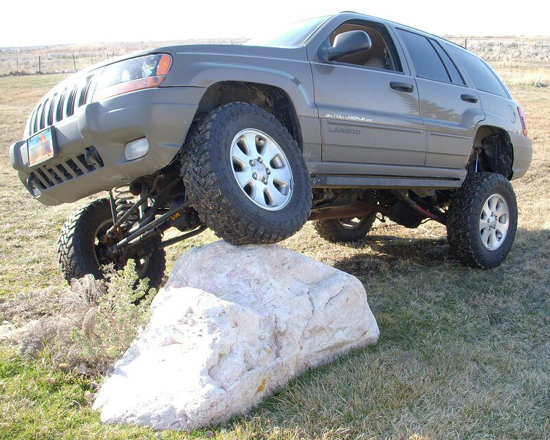Jeep Grand Cherokee WJ: 11 фото