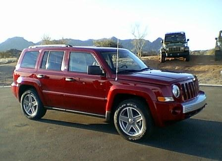 Jeep Patriot: 1 фото