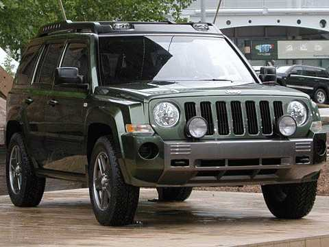 Jeep Patriot: 4 фото