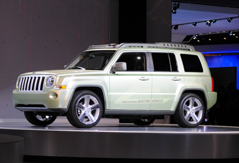 Jeep Patriot: 5 фото