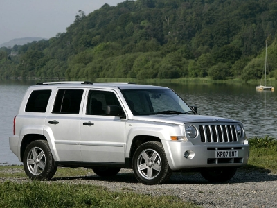 Jeep Patriot: 6 фото