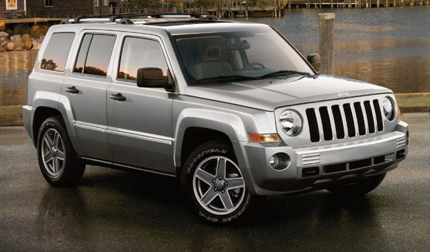 Jeep Patriot: 9 фото