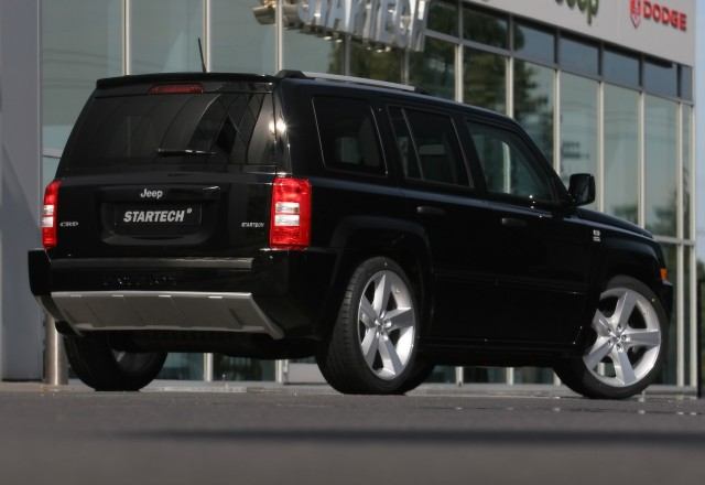 Jeep Patriot - 640 x 440, 10 из 17