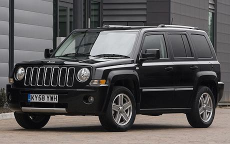 Jeep Patriot: 11 фото