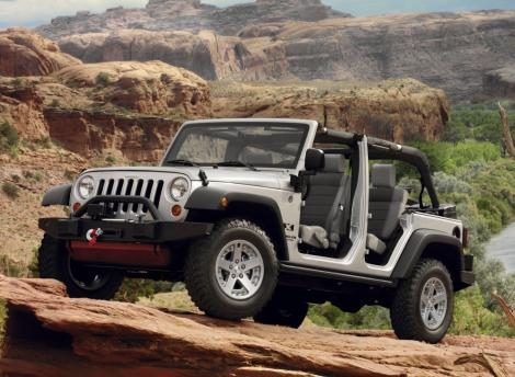 Jeep Wrangler Unlimited: 03 фото