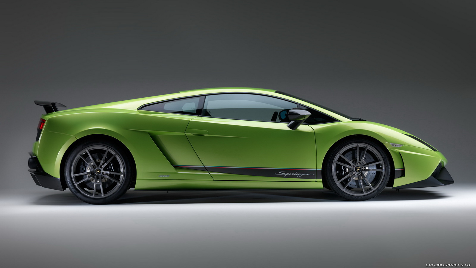 Lamborghini Gallardo Superleggera - 1600 x 900, 10 из 16
