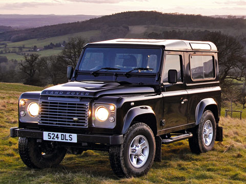 Land Rover Defender: 06 фото
