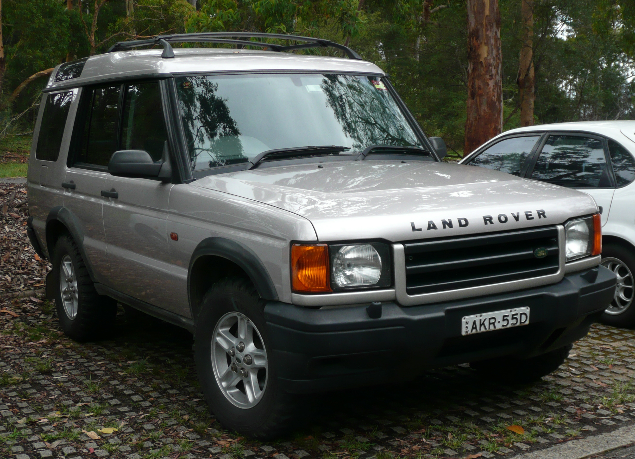 Land Rover Discovery II: 01 фото