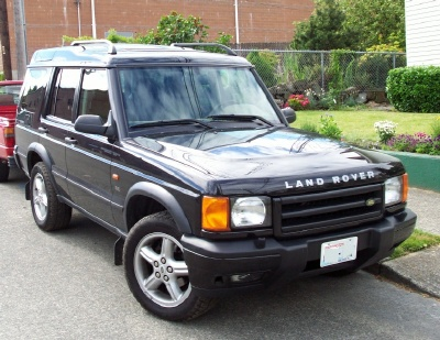 Land Rover Discovery II: 02 фото