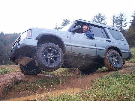 Land Rover Discovery II: 05 фото
