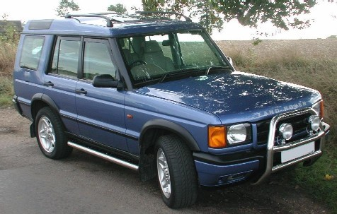 Land Rover Discovery II: 06 фото