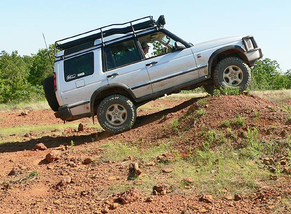 Land Rover Discovery II: 08 фото