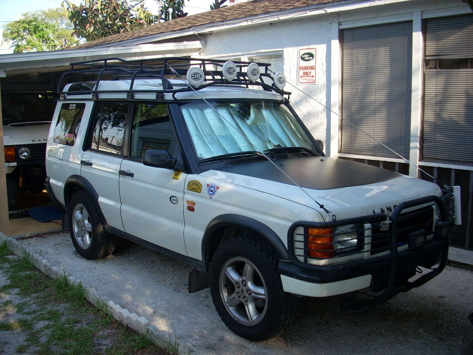 Land Rover Discovery II: 09 фото
