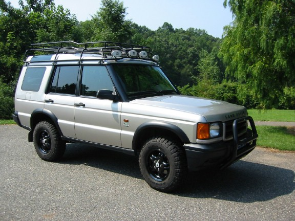 Land Rover Discovery II: 12 фото