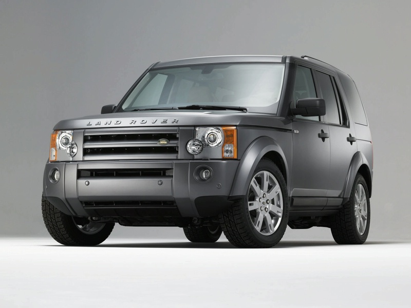 Land Rover Discovery III: 02 фото