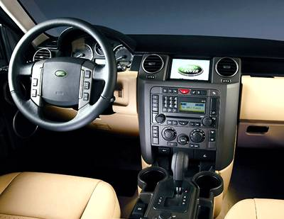 Land Rover Discovery III: 03 фото