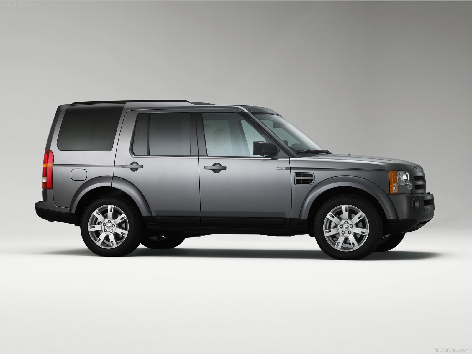 Land Rover Discovery III: 07 фото