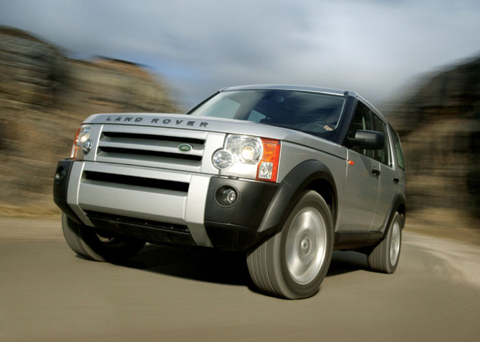 Land Rover Discovery III: 08 фото