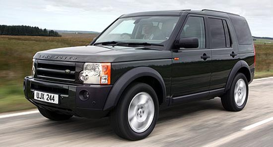 Land Rover Discovery III: 10 фото