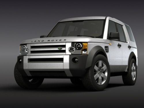 Land Rover Discovery III: 12 фото