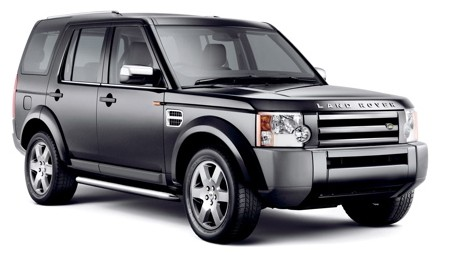 Land Rover Discovery: 03 фото