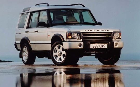 Land Rover Discovery: 04 фото