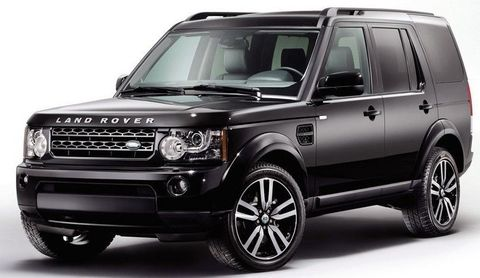 Land Rover Discovery: 05 фото