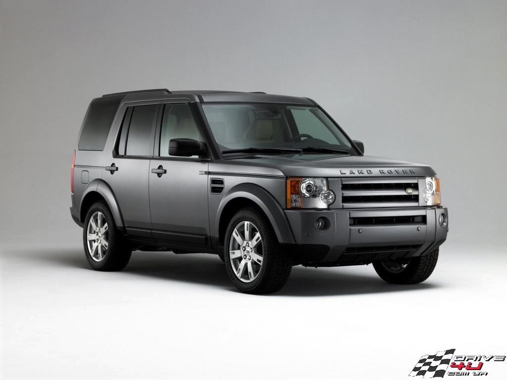 Land Rover Discovery: 07 фото
