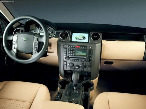 Land Rover Discovery: 08 фото