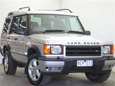 Land Rover Discovery: 09 фото