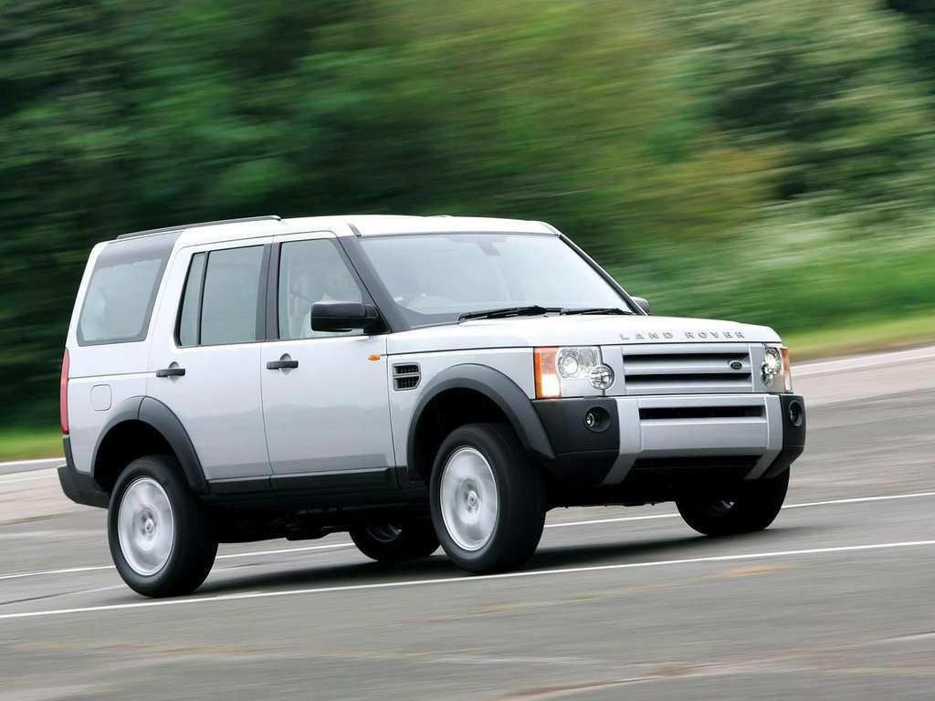 Land Rover Discovery: 12 фото