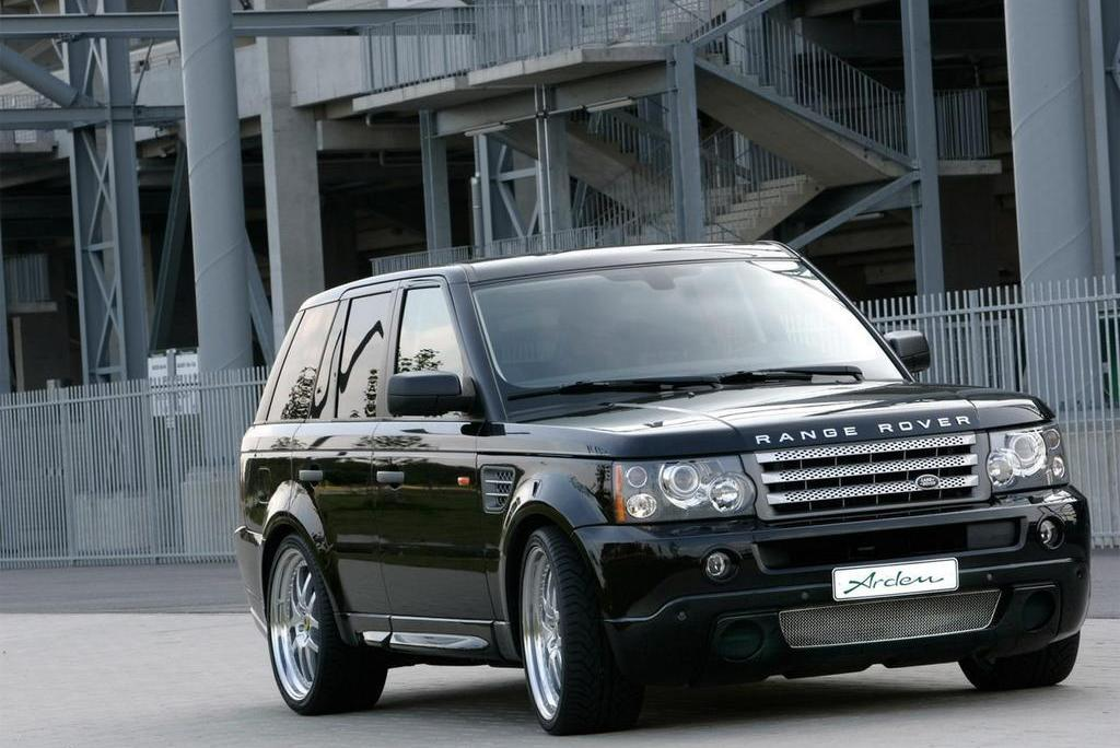Land Rover Range Rover Sport: 01 фото