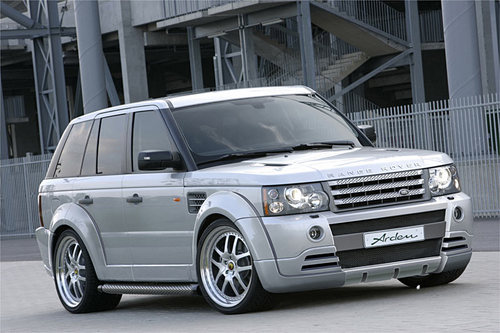 Land Rover Range Rover Sport: 2 фото