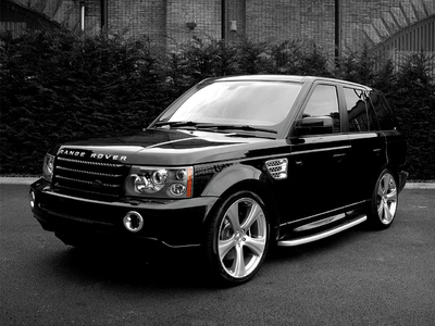 Land Rover Range Rover Sport: 3 фото