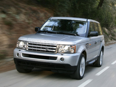 Land Rover Range Rover Sport: 06 фото