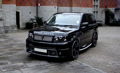 Land Rover Range Rover Sport: 7 фото