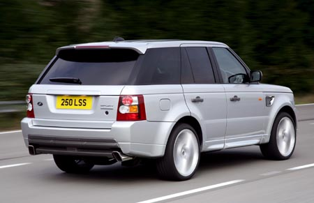 Land Rover Range Rover Sport: 09 фото